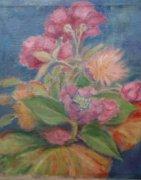 olej, płótno,  43 x 36 cm, 2008