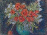 <p>pastel, 60x50 cm, 2009</p>