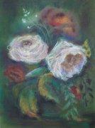 pastel, papier, 30 x 40 cm, 2007