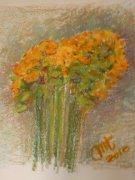 pastel, papier, 30 x 40 cm, 2010