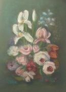 pastel, papier, 60x50 cm, 2008