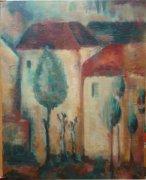 <p>olej, deska, 38 x 30 cm, 2005</p>