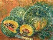 pastel, papier, 50x40 cm, 2007