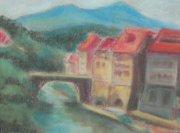 pastel, papier, 50x40 cm, 2008