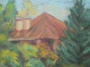 pastel, papier, 50 x 40 cm, 2008