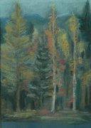 pastel, papier, 30 x 40 cm, 2009